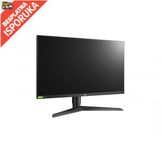 LG 27GL850-B FreeSync 1ms IPS monitor