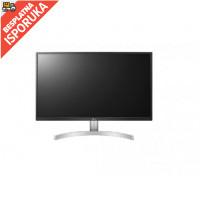 LG 27UL500-W 4K Ultra HD monitor