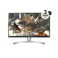 LG 27UL650-W 27 IPS 5ms 4K Ultra HD monitor