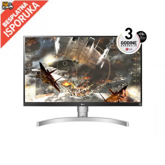 LG 27UL650-W 27 IPS 5ms 4K Ultra HD monitor