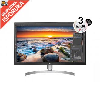 LG 27UL850-W 4K Ultra HD monitor