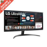 LG 29 UW-FHD IPS, 5ms, 75Hz, HDR10, AMD FreeSync, 29WP500-B