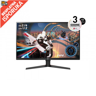 LG 32GK650F-B FreeSync 5ms monito