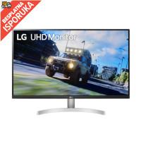 LG 32 4K UHD VA, 4ms, 60Hz, HDR10, AMD FreeSync, 32UN500-W