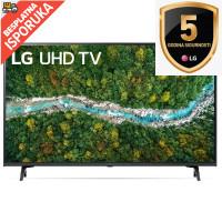 LG 43UP77003LB 4K Ultra HD SMART