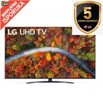 LG 43UP81003LR 4K UHD SMART