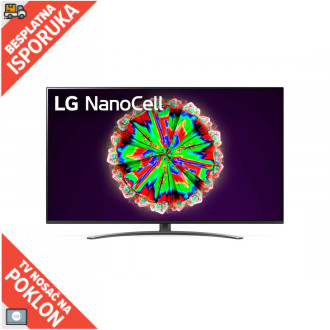 LG 49NANO813NA Smart NanoCell 4K Ultra HD televizor