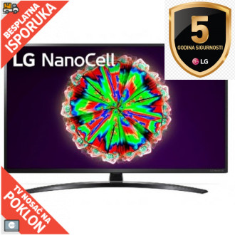 LG 50NANO793NE Smart 4K Ultra HD