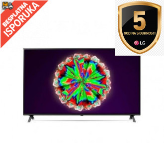 LG 55NANO803NA Smart NanoCell 4K Ultra HD televizor