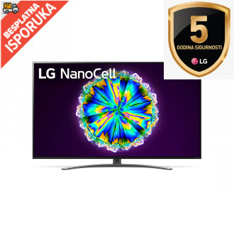 LG 55NANO863NA Smart NanoCell 4K Ultra HD televizor