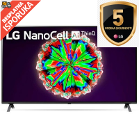 LG 65NANO803NA Smart NanoCell 4K Ultra HD televizor