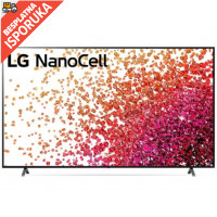 "LG 70NANO753PA/LED/70""/NanoCell UHD/smart/webOS ThinQ AI/crna"