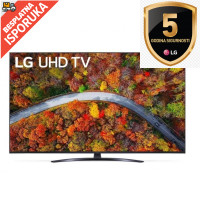LG 70UP81003LA Smart 4K Ultra HD televizor