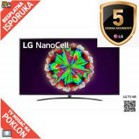 LG 75NANO793NF Smart 4K Ultra HD televizor