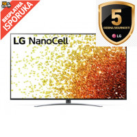 "Televizor LG 75NANO923PB/LED/75""/NanoCell UHD/smart/webOS ThinQ AI/crna"