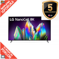 LG 75NANO993NA Smart NanoCell 8K Ultra HD