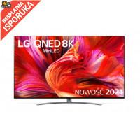 LG televizor 75QNED963PA/LED/8K HDR QNED MINI/smart/webOS/crna