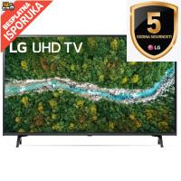 LG 75UP77003LB 4K Ultra HD SMART