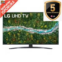 LG 75UP78003LB UHD 4K SMART