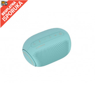 Prenosivi zvučnik LG PL2B XBOOM GO/5W/plava