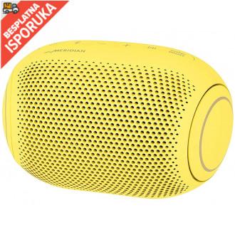Prenosivi zvučnik LG PL2S XBOOM GO/5W/žuta