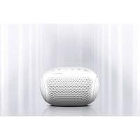 LG XBOOM Go PL2W, Portable Bluetooth Speaker, 5W, White