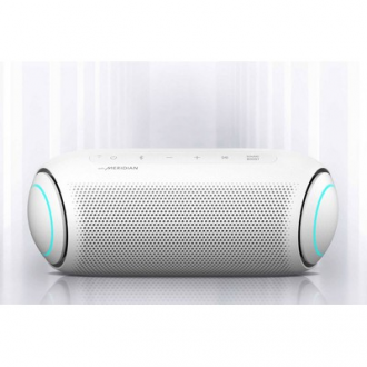 LG XBOOM Go PL7, Portable Bluetooth Speaker, 30W, Gray