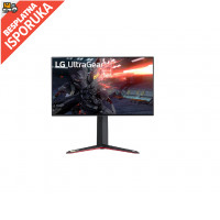 "LG 27GN950-B 27"", 3840x1600, 144Hz, 1ms, IPS 4K Ultra HD monitor"
